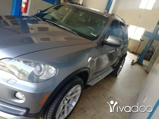BMW in Beirut City - Bmw x5 2007 sport package kit M