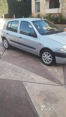 Renault in Nabatyeh - Rino clio