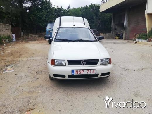 Volkswagen in Port of Beirut - rapid