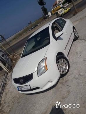 Nissan in Port of Beirut - Nissan santra model 2011