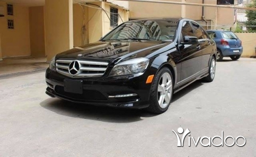 Mercedes-Benz in Beirut City - Mercedes c300 2011 AMG