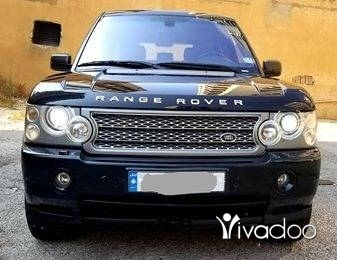 Rover in Beirut City - Amazing Range Rover VOGUE 2009 fully loaded European Specs:-Black On Black-No Accidents