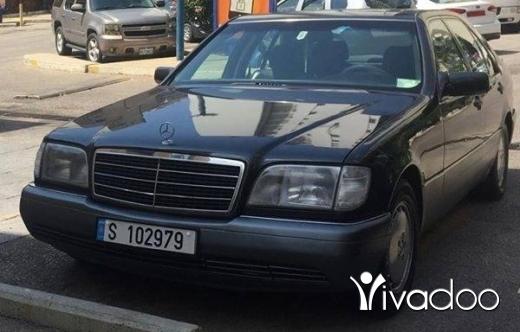 Mercedes-Benz in Beirut City - 76697613 Mercedes-Benz 300 SE 1992