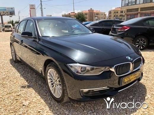 BMW in Zahleh - Bmw 320 luxury edition 2012