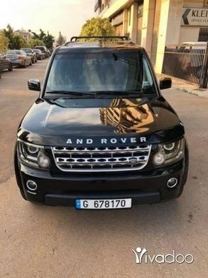 Rover in Hazmieh - LR3 2008 Look LR4