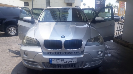 BMW in Rawche - X 5 model 2008 Top Jeep