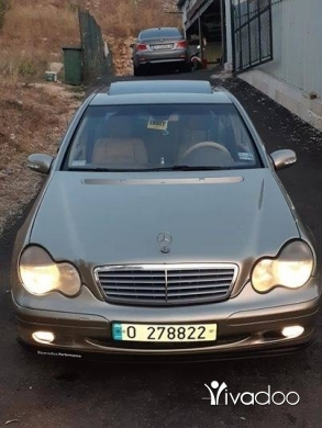 Mercedes-Benz in Saida - Marcedes Benz C320 2001 look 2005 super cleen