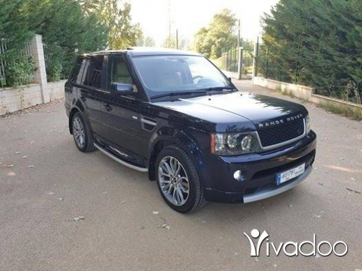 Jeep in Zahleh - Range rover hse model 2006 look 2012 autobiography super clean وسعر مغري جدا
