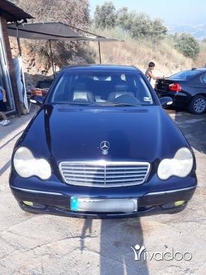 Mercedes-Benz in Beirut City - Mercedes C 240 2001☎️03934993