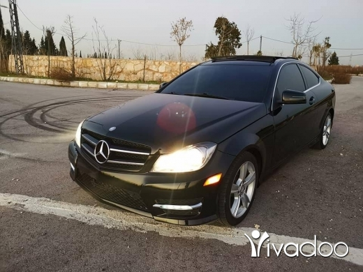 Mercedes-Benz in Beirut City - MERCEDES C250