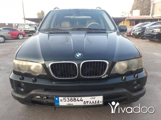 BMW in Beirut City - Bmw x5 for sale