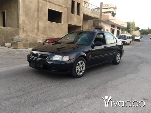 Honda in Nabatyeh - Honda civic 1996 full option