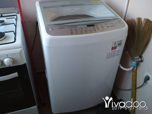 Washing Machines in Tripoli - بداعي السفر .غسالة LG 13kg