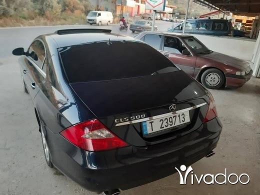 Mercedes-Benz in Bekka - مرسيد cls نضيفة ٨ سيلندرموديل ٢٠٠٦