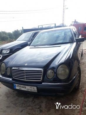 Mercedes-Benz in Beirut City - Mercedes E [hidden information]