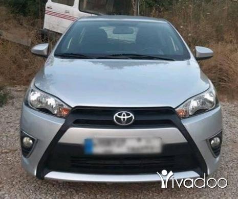 Toyota in Beirut City - 2015 Yaris (Final Price)