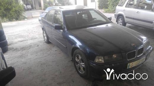 BMW in Zahleh - 318 4 cilender kayen sherke
