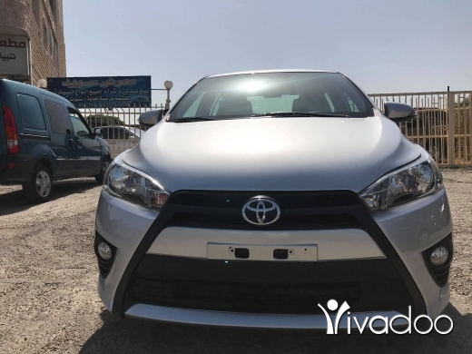 Toyota in Beirut City - Toyota yaris model 2017