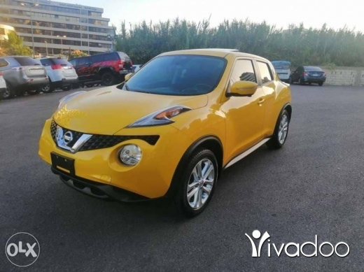 Nissan in Beirut City - Nissan juke 2015