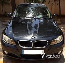 BMW in Tripoli - Bmw 320 MODEL 2009 clean car