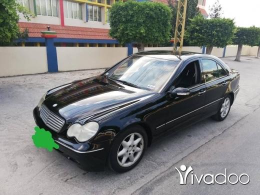 Mercedes-Benz in Beirut City - C 320 L 2001