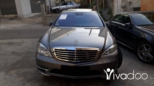 Mercedes-Benz in Halba - s 550 2010