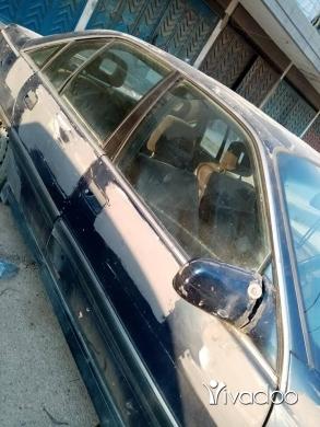 Opel in Tripoli - سيارة انقاض أوبل أوميغا ٩٨ اوتوماتيك ٤ سيلندر