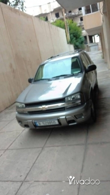 Chevrolet in Bchamoun - trailblazer 4x4 2009