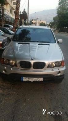 BMW in Akkar el-Atika - X5 2001