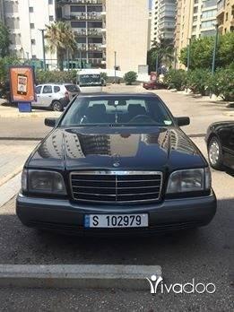 Mercedes-Benz in Beirut City - Mercedes Benz Shaba7 300SE 5ar2a 1992