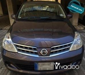 Nissan in Beirut City - NISSAN TIDA