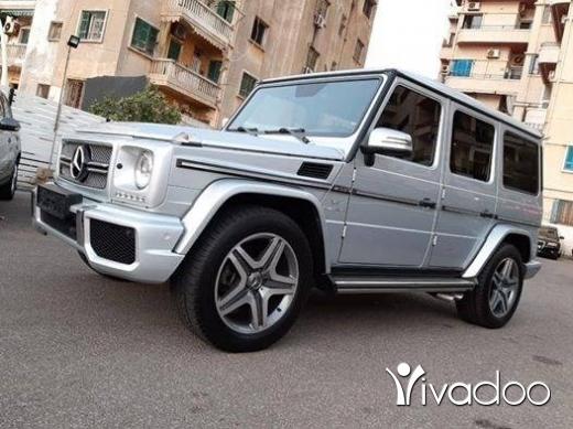 Mercedes-Benz in Beirut City - MERCEDES G 550 AMG