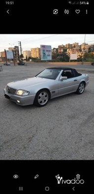Mercedes-Benz in Zouk Mosbeh - Car for sale