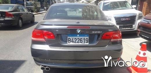 BMW in Beirut City - Bmw 328i conver 2007 full options lookM