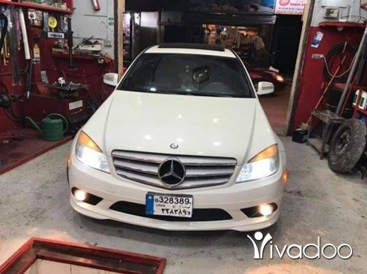 Mercedes-Benz in Hazmieh - c300 look AMG 2008