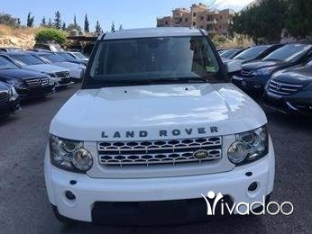 Land Rover in Majd Laya - Land rover RL4 mod 2010 clean full option