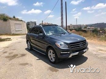 Mercedes-Benz in Nabatyeh - Mercedes ML 350 4 matic 2012