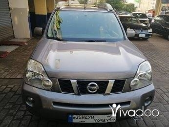 Nissan in Hazmieh - Nissan X-trail 4×4