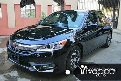 Honda in Tripoli - honda accord mod 2016 lx just arrived