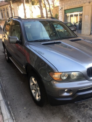 BMW in Ain Saadeh - BMW X5 model 2004