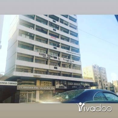 Office Space in Jdeideh - مكتب طابق ٥ على الطريق العام مع موقف ، ٨٠ متر مربع مؤلف من ثلاث غرف ومطبخ وحمام ، للبيع ٠٣٥١٢٨٨٨