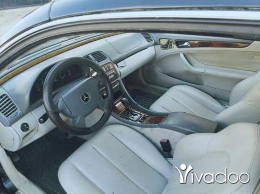 Mercedes-Benz in Nabatyeh - دكيشه او كاش