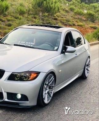 BMW dans Nabatyeh - E90 full 2007 look M3 328