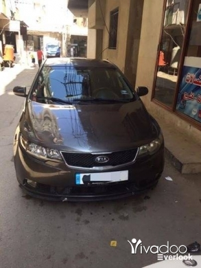 Kia in Beirut City - Kia cerato 2011