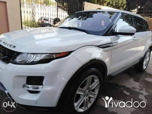 Rover in Tripoli - Evoge model 2014 pure prinium just arrived