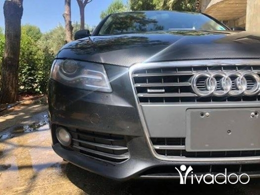 Audi in Beirut City - AUDI A4 2012 2.0T turbo black on black