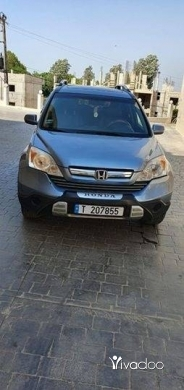 Honda in Tripoli - Honda crv 2007