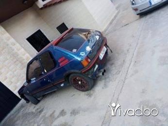 Peugeot in Tripoli - بيجو 205 مسجلة صرلا 10 ايام للبيع مع امكانيت عمل ويكالة لي بتهمو /