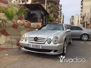 Mercedes-Benz in Mina - mercedes clk
