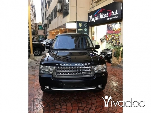 Land Rover in Beirut City - Range Rover Supercharged 2010